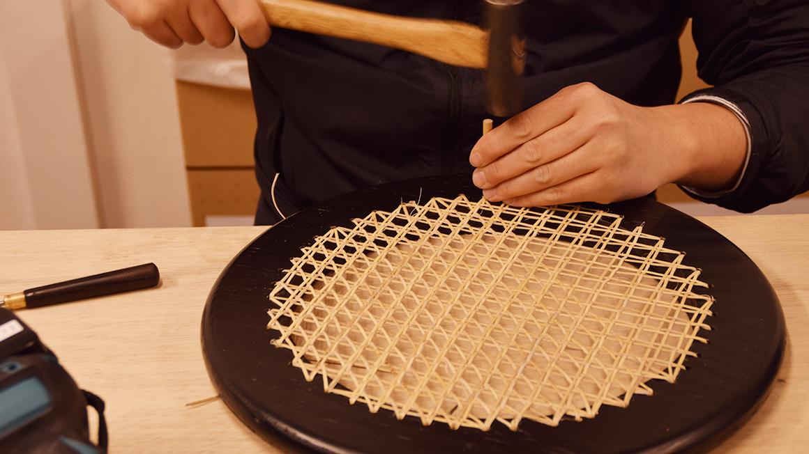 京都の家具職人によるDIYスツール
