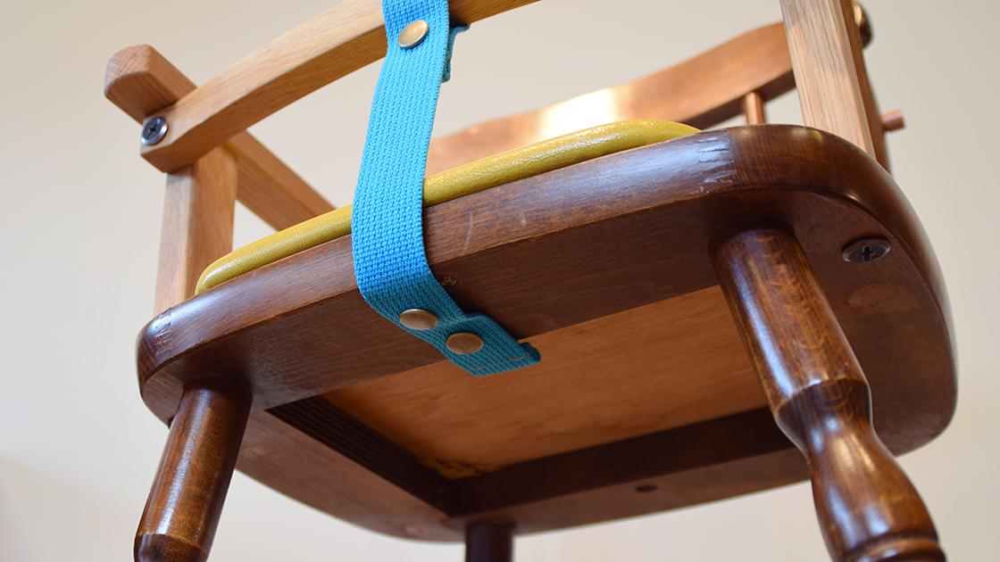 子供椅子修理