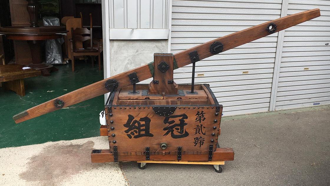 竜吐水修理_京都家具クリニック17