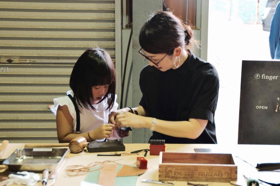 京都の家具店フィンガーマークス移転イベント
