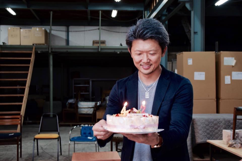 京都家具フィンガーマークス社長の誕生日