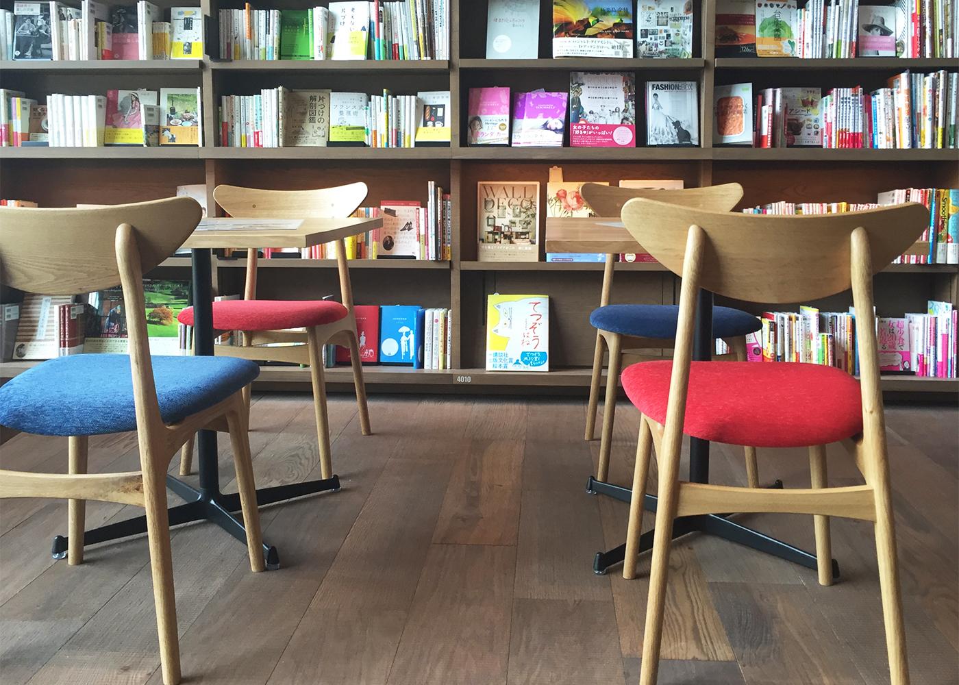 カフェ家具納品事例