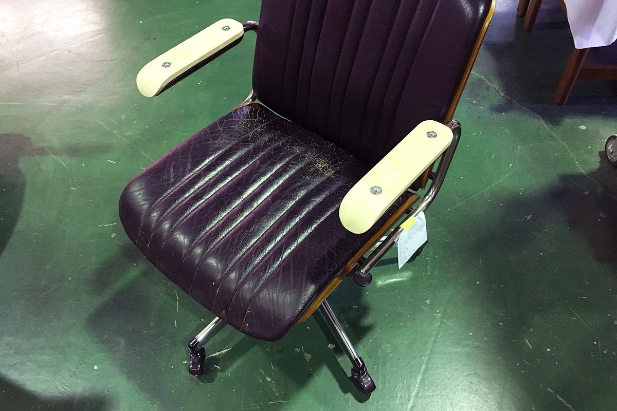 事務椅子修理