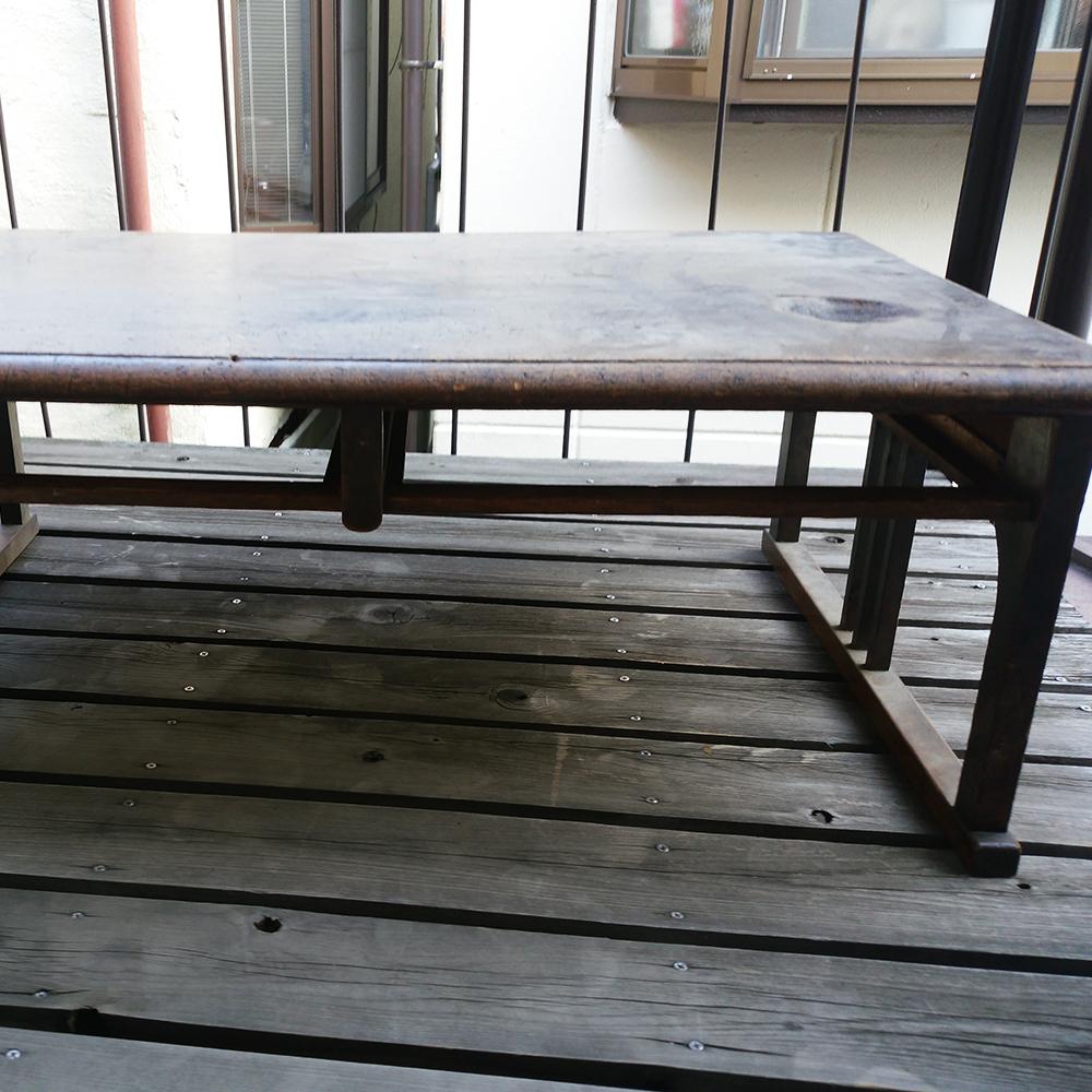 テーブル塗装修理