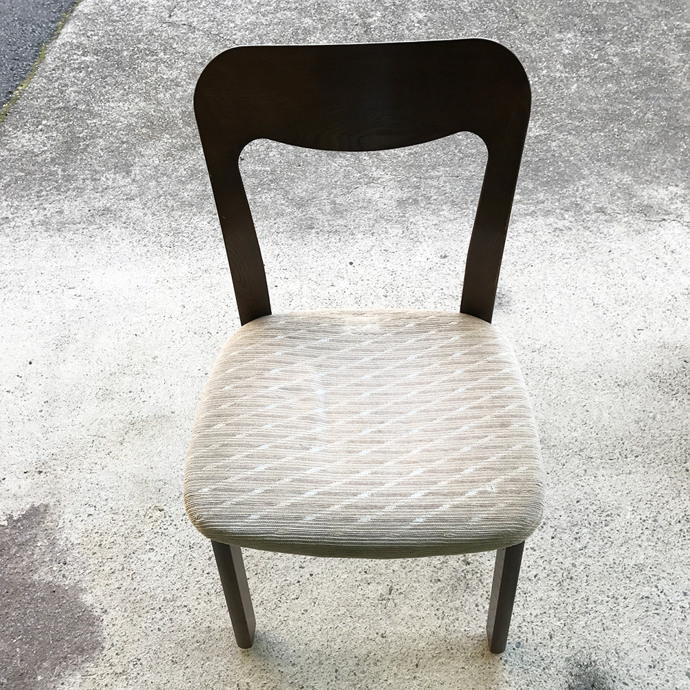 椅子へたり修理