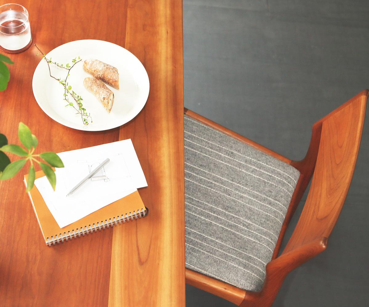 京都家具インテリアフィンガーマークスの家具コーディネート例