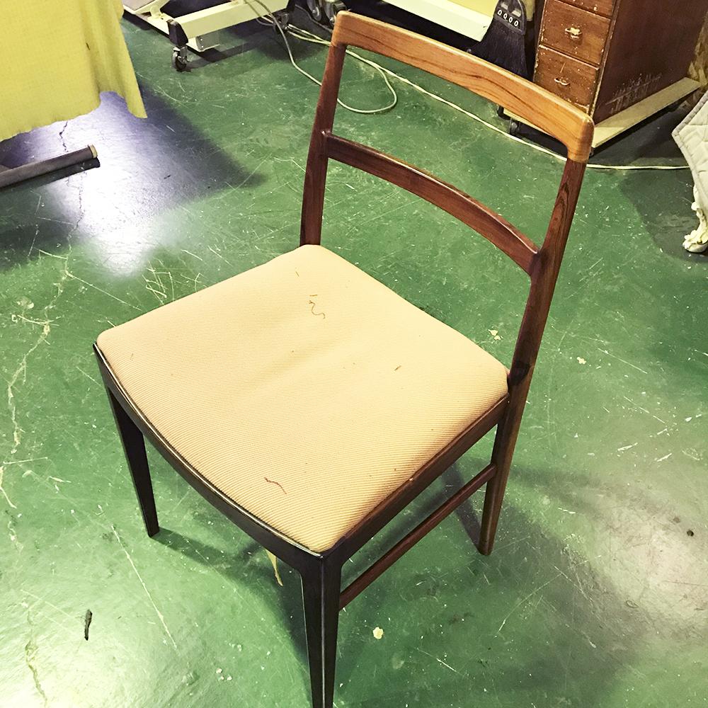 椅子の修理リメイク事例