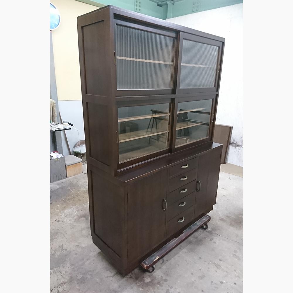食器棚の修理事例