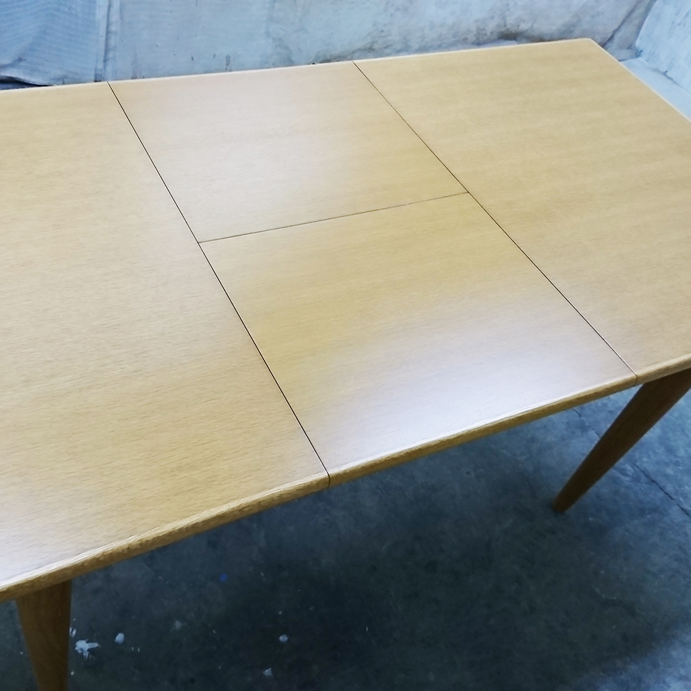 テーブル・デスク修理事例塗装傷補修