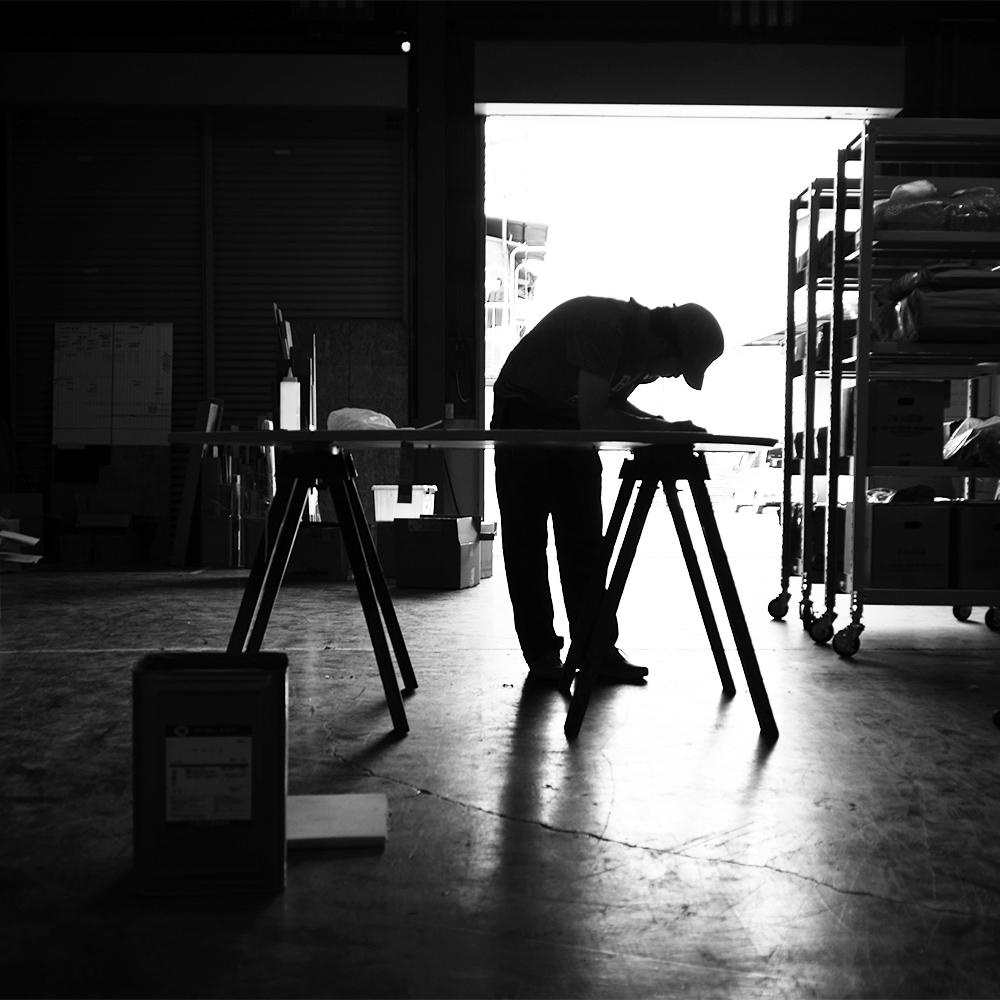 京都の家具店フィンガーマークスの家具修理やリメイク事例