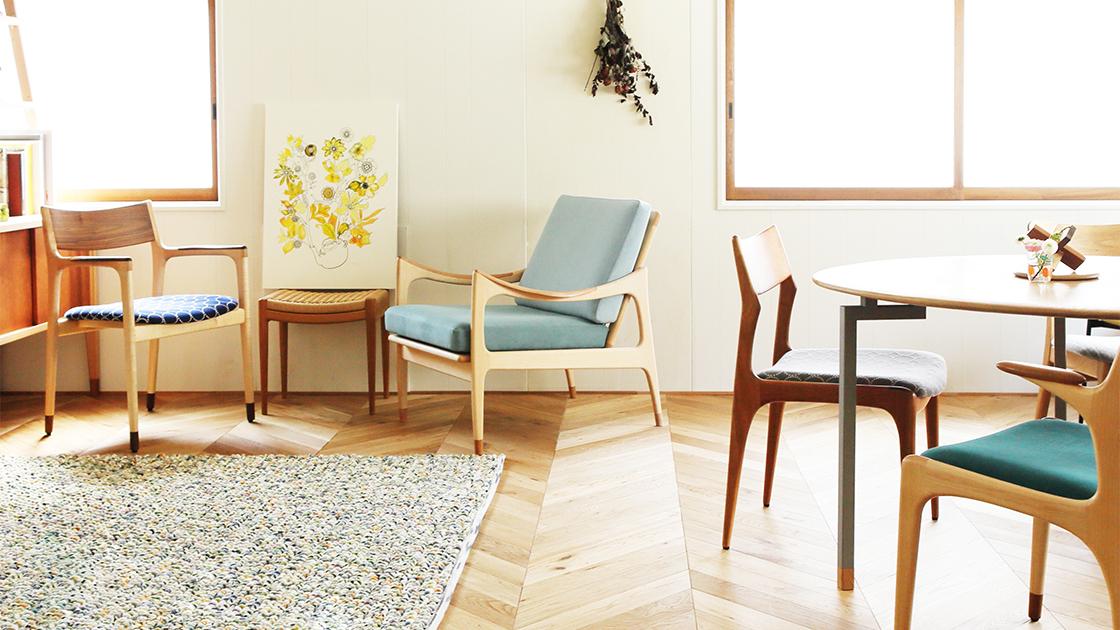 おしゃれな北欧デザイン家具のインテリアショップ京都フィンガーマークス