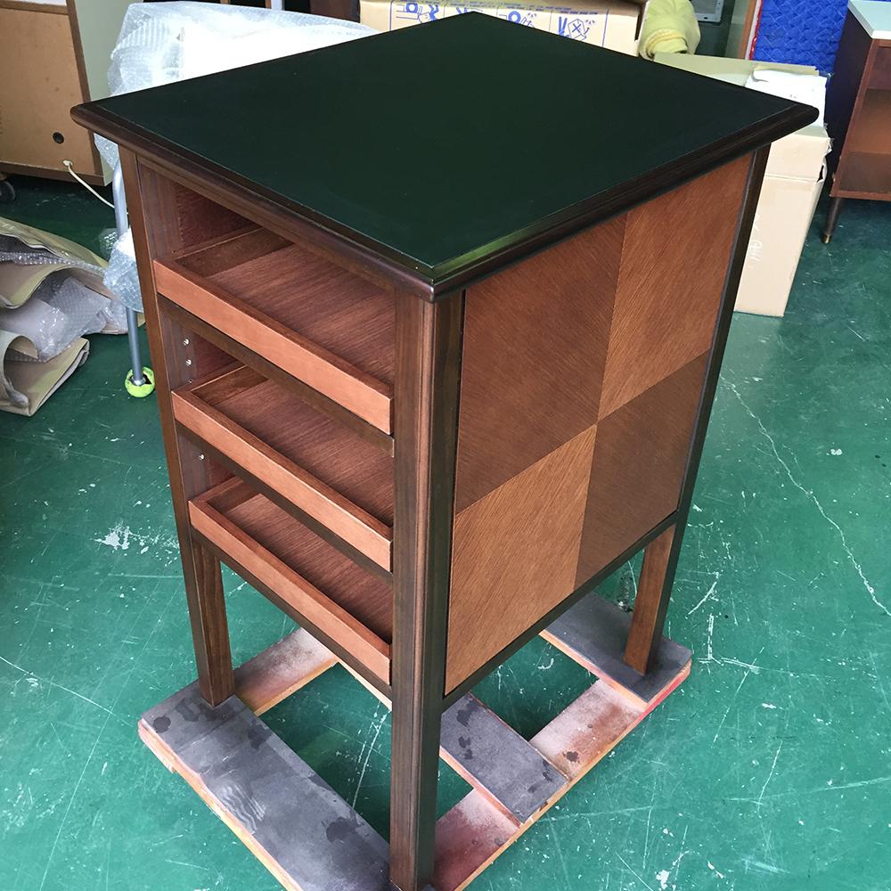 オーダーメイド製作事例_ホテルの配膳台を製作しました