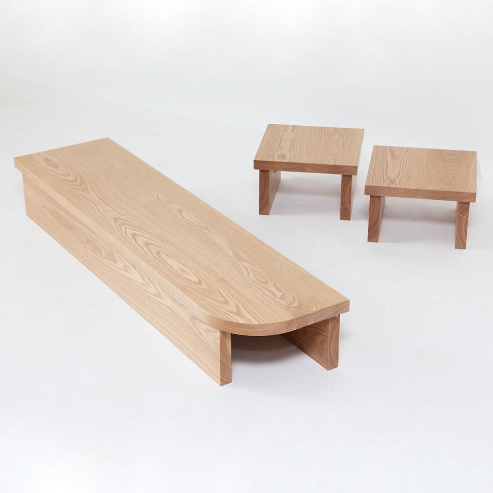 オーダーメイド家具製作事例_踏み台を製作しました