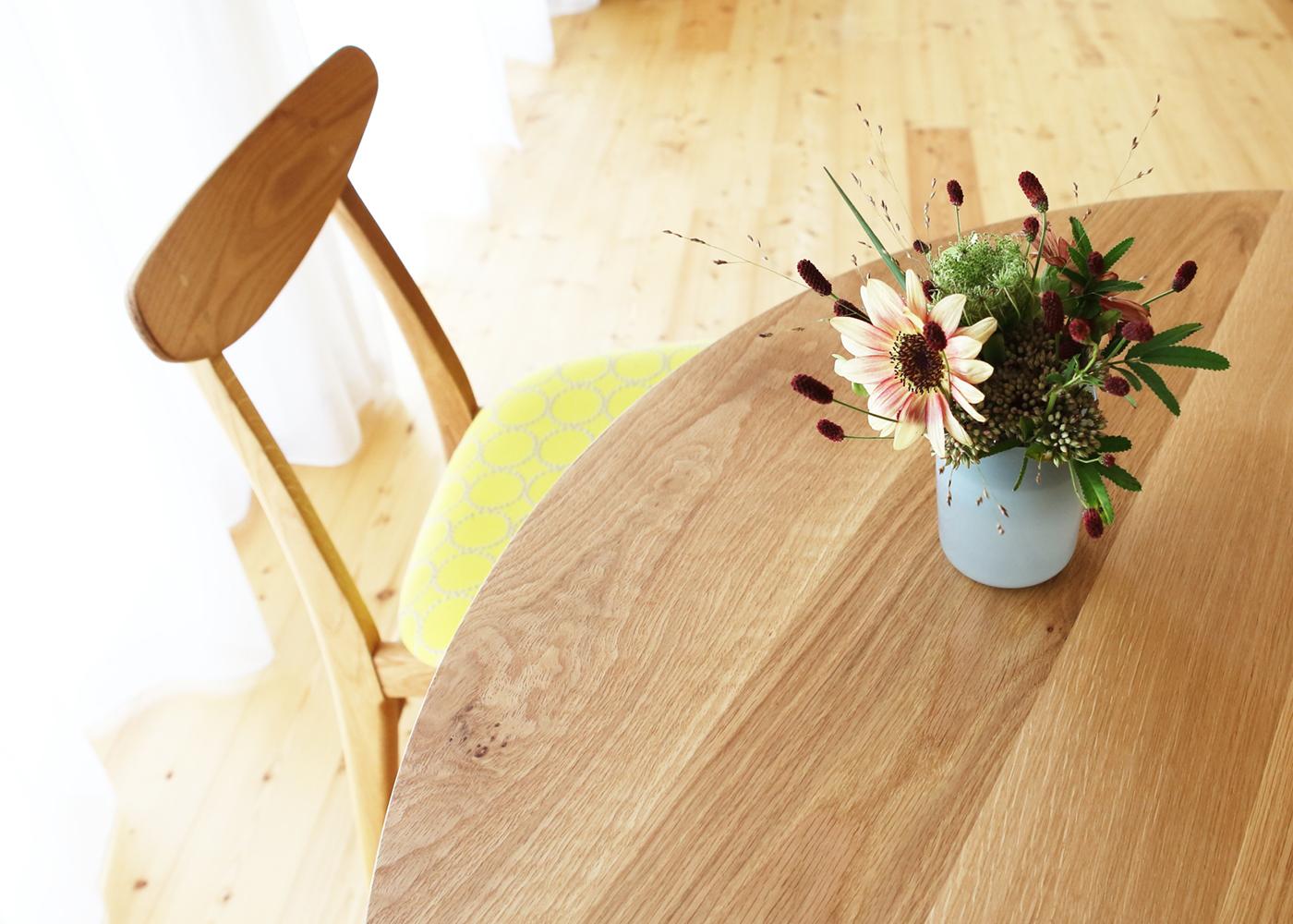 新築の家にぴったりのおしゃれで上質なオーダー家具